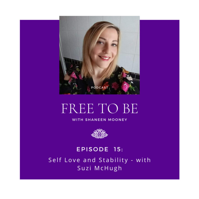 Episode 15: Self-Love and Stability – with Suzi McHugh